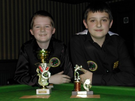 Bronze Waistcoat Tour Plymouth Event 3 Finalists 2009-10