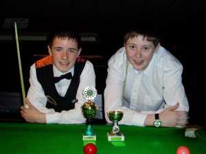Bronze Waistcoat Tour Plymouth Event 4 Finalists 2005-06
