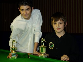 Bronze Waistcoat Tour Plymouth Event 4 Finalists 2006-07
