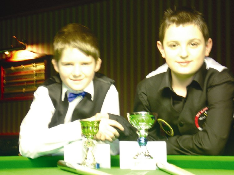 Bronze Waistcoat Tour Plymouth Event 4 Finalists 2008-09
