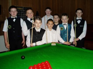 Bronze Waistcoat Tour Plymouth Event 4 Players 2005-06