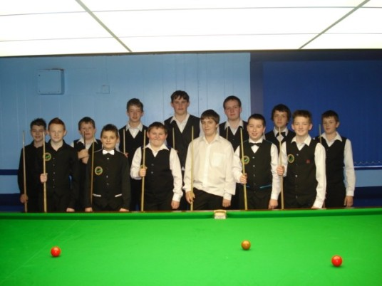 Bronze Waistcoat Tour Plymouth Event 4 Players 2007-08