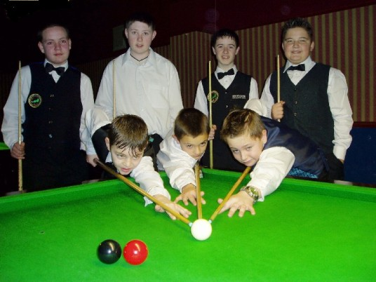 Bronze Waistcoat Tour Plymouth Event 5 Players 2005-06