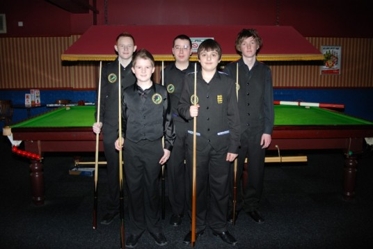 Bronze Waistcoat Tour Plymouth Event 5 Players 2009-10