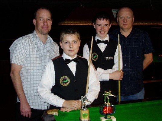 Bronze Waistcoat Tour Plymouth Event 7 Finalists 2005-06