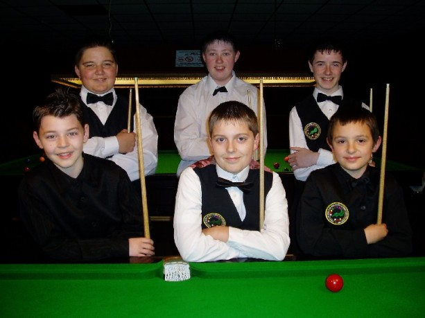 Bronze Waistcoat Tour Plymouth Event 7 Players 2005-06