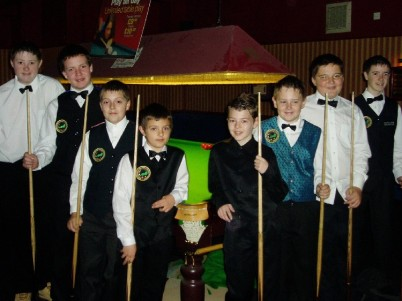 Bronze Waistcoat Tour Plymouth Event 8 Players 2005-06