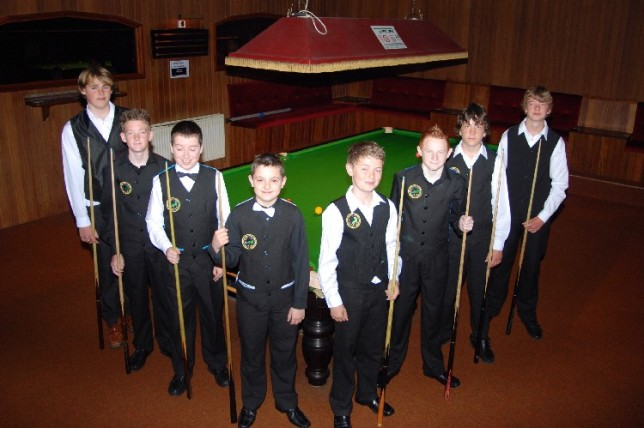 Bronze Waistcoat Tour Plymouth Qualifiers 2007-08