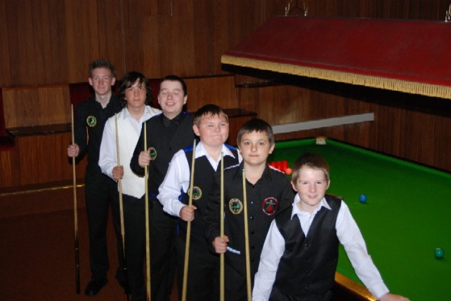 Bronze Waistcoat Tour Plymouth Qualifiers 2008-09
