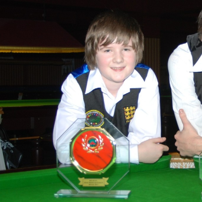 Daniel Legassick Event 1 Winner