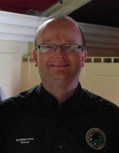 Darren Hall - Snooker Coach