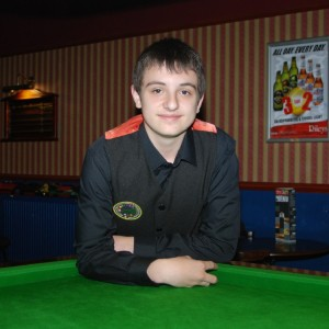 Haydon Pinhey Event 4 Winner