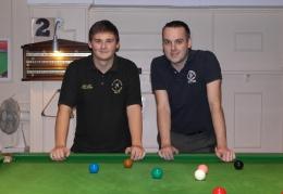 Event 1 Finalist - Kurtis Weaver (left)
