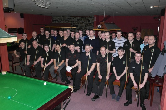 Gold Waistcoat Tour - Event 3 The Players 2014-15