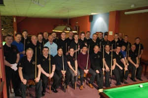 Gold Waistcoat Tour - Event 4 The Players 2014-15