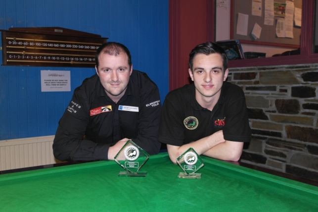 Event 5 Finalist - Andy Rogers & Haydon Pinhey