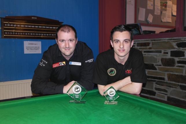 Event 5 Finalist - Andy Rogers & Haydon Pinhey