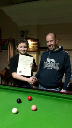 Plymouth Coaching School - Certificate Presentation