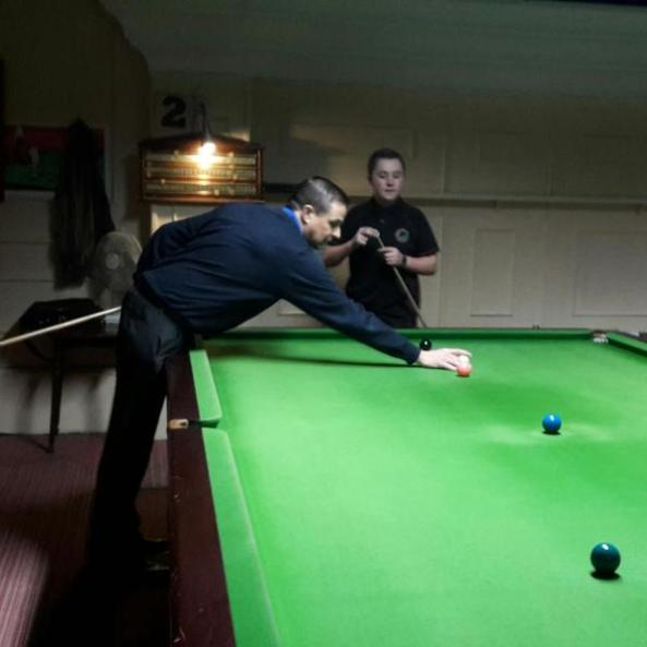 Plymouth Coaching School - Snookers on the colours