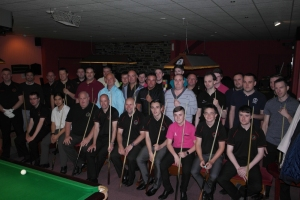 Gold Waistcoat Tour Event 6 - The Players 2014-15
