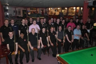 Gold Waistcoat Tour Event 1 - The Players 2015-16