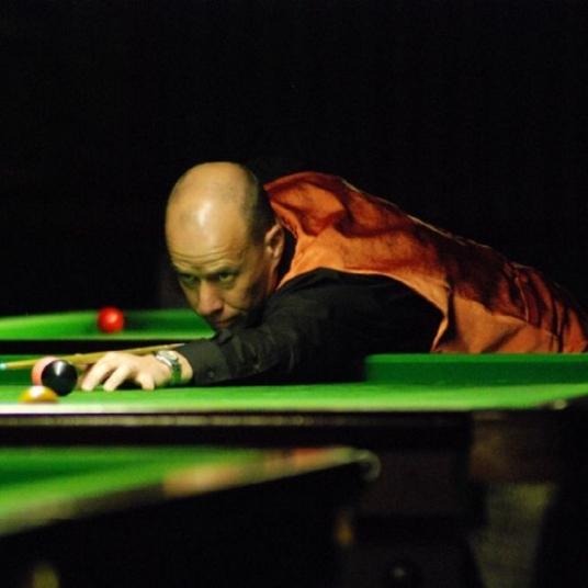 Steve Brookshaw World Billiards Championship Qualifier 2015