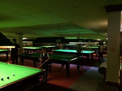 WEBSF Bronze Open Championship Begins 2015