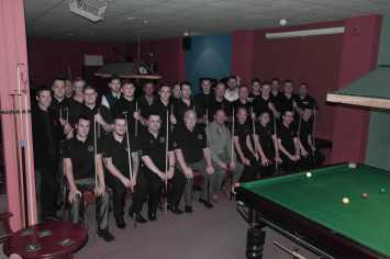 WOE Open Snooker 2015 - The Players