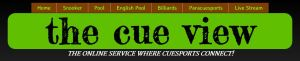 The Cue View logo