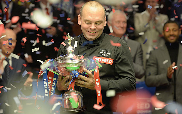 Stuart Bingham - Living the Dream