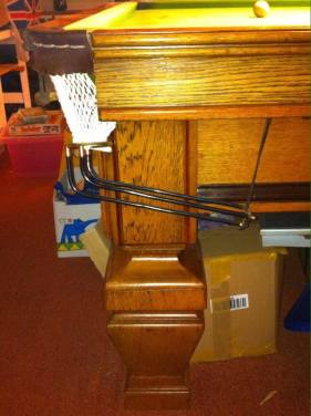 Advert 1 - Full Size Snooker Table Plus Accessories 2
