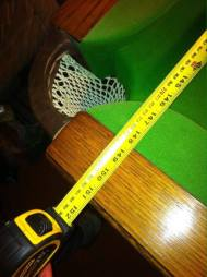 Advert 1 - Full Size Snooker Table Plus Accessories 5