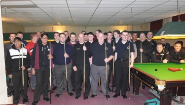 Gold Waistcoat Tour Event 3 - The Players 2015-16
