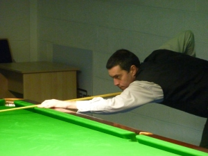 Paul Standen - Focussed