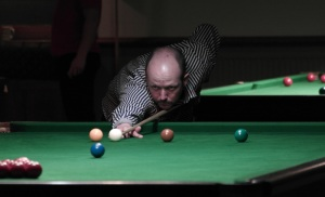 Gold Waistcoat Tour Event 4 - Ian Preece Highest Break 2015-16