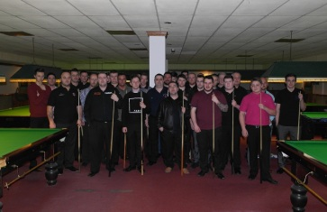 Gold Waistcoat Tour Event 4 - The Players 2015-16
