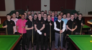 Gold Waistcoat Tour Event 5 - The Players 2015-16