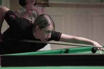 Ladies Open Snooker Highest Break (48cl) - Sophie Gibbs-Nichols 2015-16