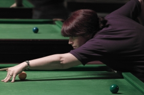 Ladies Open Snooker Championship - Runner-up Stacey Graham 2015-16