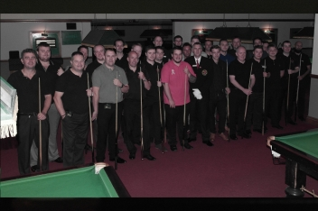 West of England Open Snooker Championship 2016 - The Players