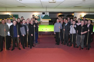 Gold Waistcoat Tour Event 2 - The Players 2016-17