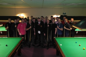 Gold Waistcoat Tour Event 3 - The Players 2016-17