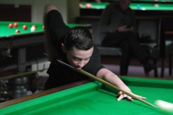 Aidan Murphy Aged 12 - Youngest Gold Waistcoat Tour Qualifier