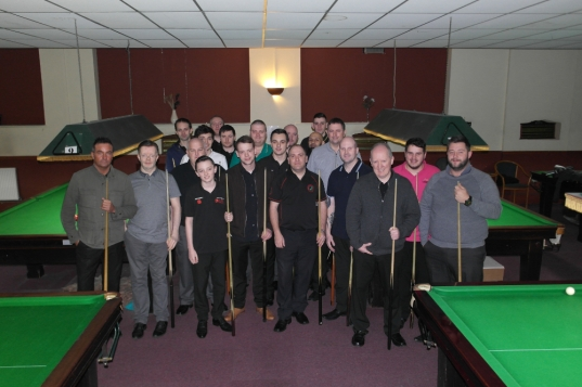 Gold Waistcoat Tour Event 4 - The Players 2016-17