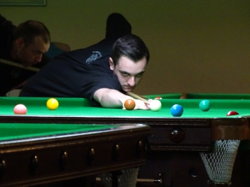 Gold Waistcoat Tour Event 5 Highest Break (130c) - Haydon Pinhey 2016-17