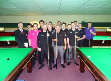 Gold Waistcoat Tour Event 5 - The Players 2016-17