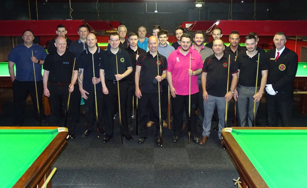 Gold Waistcoat Tour Event 6 - The Players 2016-17