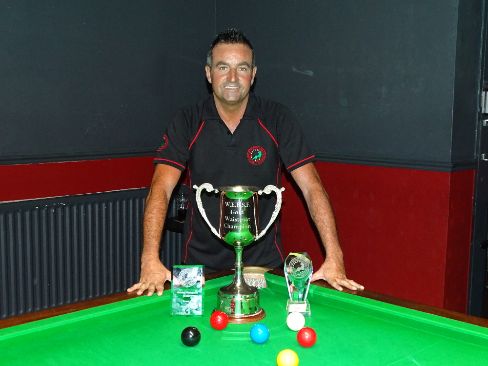 Gold Snooker Home Page West Of England Billiards