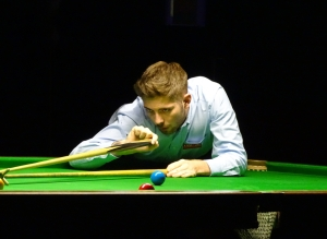 Gold Waistcoat Masters Joint Highest Break - Harvey Chandler (110) 2016-17