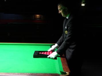 Gold Waistcoat Masters Referee – Nick Harry 2016-17